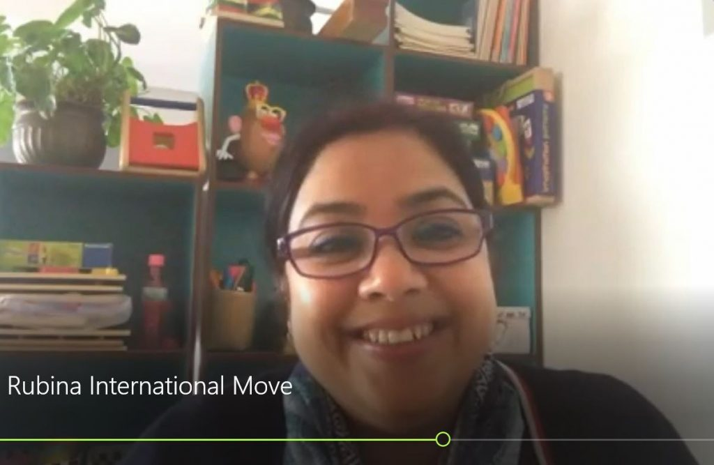 Moving with Kids Rubina Anis Interview