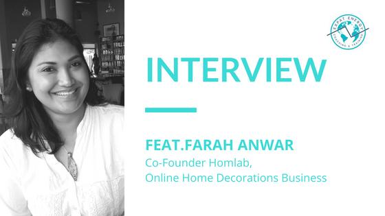 Expat Energy Online Business Farah Interview