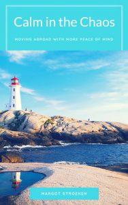 Calm in the chaos expat ebook