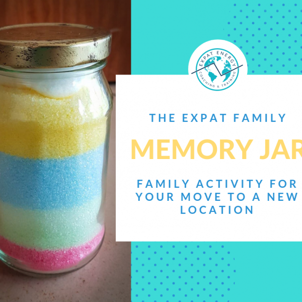 Expat Energy_Creating a Memory Jar with your Expat Family on the Move