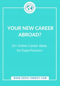 Expat Energy Online Career Voorkant